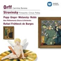 New Philharmonia Orchestra/Rafael Frühbeck de Burgos Circus Polka (2001 Remastered Version)