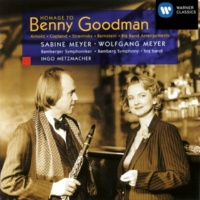 Sabine Meyer/Bamberger Symphoniker/Ingo Metzmacher Ebony Concerto for Clarinet and Jazz-Orchestra: II. Andante