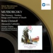 Boris Christoff Mussorgsky : Songs