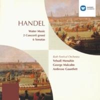 Yehudi Menuhin/Ambrose Gauntlett/George Malcolm Sonata in D Op.1 No.13 (1999 Remastered Version): I. Affetuoso