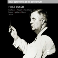 Danish State Radio Symphony Orchestra/Fritz Busch Symphony No. 36 in C 'Linz' K425 (2002 Remastered Version): III. Menuetto