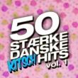 Various Artists 50 Stærke Danske Kitsch Hits [Vol. 1]