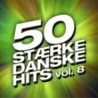Various Artists 50 Stærke Danske Hits (Vol. 8)