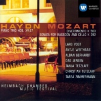 Lars Vogt/Antje Weithaas/Alban Gerhardt Klaviertrio C-dur Hob.XV:27: II. Andante