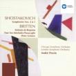 André Previn Shostakovich/Britten: Orchestral Music