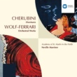 Sir Neville Marriner Cherubini & Wolf-Ferrari:Overtures