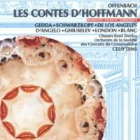 Victoria de los Angeles/Nicolai Gedda/André Cluytens/Orchestre de la Société des Concerts du Conservatoire Duo: C'est une chanson d'amour (Antonia/Hoffmann) from Les contes d'Hoffmann (1989 Remastered Version)