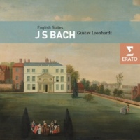 Gustav Leonhardt 6 English Suites BWV806-811, No. 4 in F BWV809: Sarabande