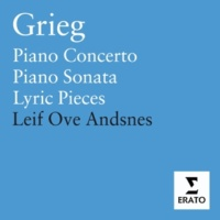 Leif Ove Andsnes Piano Sonata in E Minor, Op.7: III. Alla menuetto