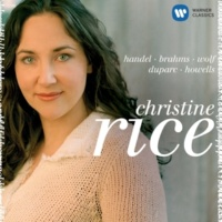 Christine Rice Song Recital