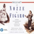 Carlo Maria Giulini Mozart: Le nozze di Figaro