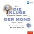 Wolfgang Sawallisch/Philharmonia Orchestra/Elisabeth Schwarzkopf/Hans Hotter Orff: Die Kluge & Der Mond