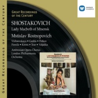 Mstislav Rostropovich Lady Macbeth of Mtsensk, Op. 29, Act 1: Interlude (Orchestra)