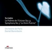 Daniel Barenboim & Orchestre de Paris Scriabin : Symphony No.3 in C minor Op.43, 'Divine Poem' : I Lento