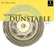 Hilliard Ensemble/Paul Hillier Dunstable: Motets