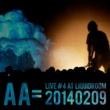 AA= The Jam(Live #4 at LIQUIDROOM20140209)