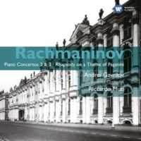 Riccardo Muti/Andrei Gavrilov/Philadelphia Orchestra Rhapsody on a Theme of Paganini Op. 43: Variation XVI (Allegretto)