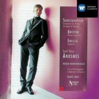 Leif Ove Andsnes/City of Birmingham Symphony Orchestra/Paavo Järvi Piano Concerto Op.13: II. Waltz (Allegretto)
