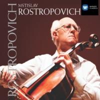 Mstislav Rostropovich/Moscow Philharmonic Orchestra/Gennadi Rozhdestvensky Cello Concerto No. 1 in E Flat, Op.107 (1997 Remastered Version): Allegretto