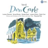 Luciano Pavarotti/Paolo Coni/Luciana d'Intino/Orchestra del Teatro alla Scala, Milano/Riccardo Muti Don Carlo, Act II: Al mio furor sfuggite invano