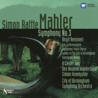 "Sir Simon Rattle Symphony No. 3 in D Minor, Part 2: IV. Sehr Langsam, Misterioso. Durchaus Leise - ""O Mensch! Gib acht!"" (Mezzo-Soprano)"