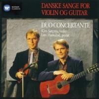 Duo Concertante Spurven Sidder Stum Bag Kvist