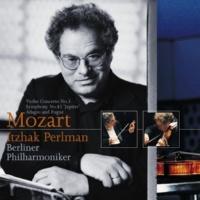 Itzhak Perlman/Berliner Philharmoniker Adagio and Fugue in C minor K546: Adagio