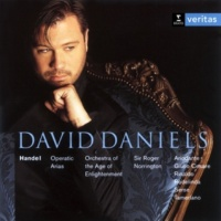 David Daniels/Orchestra of the Age of Enlightenment/Sir Roger Norrington Giulio Cesare: Aria: L'angue offeso mai riposa