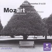 Jean-Bernard Pommier/Sinfonia Varsovia Mozart: Piano Concertos Nos. 21 & 23