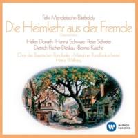 Münchner Rundfunkorchester/Heinz Wallberg Die Heimkehr aus der Fremde op. 89 (1996 Remastered Version): Zwischenmusik (Nacht, Übergang zum Morgen)