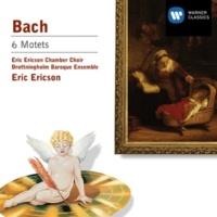 Eric Ericson Chamber Choir/Eric Ericson Motets BWV225-230: Der Geist hilft unsrer Schwachheit auf, BWV226