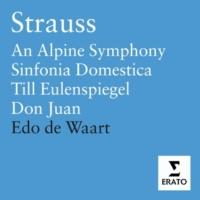 Minnesota Orchestra/Edo de Waart Eine Alpensinfonie Op. 64: Nacht