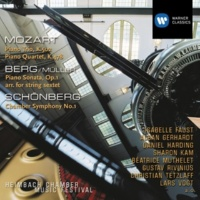 Lars Vogt/Isabelle Faust/Stefan Fehlandt/Natalie Clein Piano Quartet No.1 in G minor K.478: III. Rondo: Allegro moderato