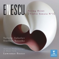 Valery Sokolov/Svetlana Kosenko Sonata for Violin and Piano no.3 in D major Op.25: Allegro con spirito
