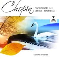 Leif Ove Andsnes Mazurka No. 3 in A Flat, Op.17