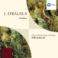 Willi Boskovsky/Wiener Johann Strauss-Orchester Lagunen-Walzer Op.411