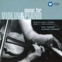 "Kiril Troussov/Alexandra Troussova Fantasie on a Theme ""Der goldene Hahn"" (arr. Efrem Zimbalist)"