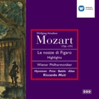 Sir Thomas Allen/Kathleen Battle/Jorma Hynninen/Wiener Philharmoniker/Riccardo Muti Le Nozze di Figaro, Act 4: Pace, pace, mio dolce tesoro!