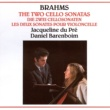 Jacqueline du Pré/Daniel Barenboim Cello Sonata in E Minor, Op.38 (1989 Remastered Version): II. Allegretto quasi Menuetto