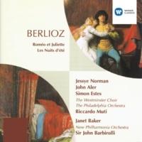 """Jessye Norman/John Aler/Simon Estes/Westminster Choir/Joseph Flummerfelt/Philadelphia Orchestra/Riccardo Muti Roméo et Juliette, Op. 17, H. 79, Pt. 4: No. 9, Scherzo, """"La Reine Mab ou la fée des songes"""" (Orchestra)"""
