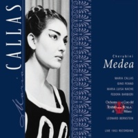 Maria Callas/Fedora Barbieri/Orchestra del Teatro alla Scala, Milano/Leonard Bernstein Medea (2002 Remastered Version), Act III: Numi, venite a me (Medea/Neris)