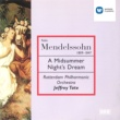 Jeffrey Tate/Rotterdam Philharmonic Orchestra Mendelssohn: A Midsummer Night's Dream