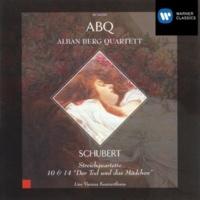 """Alban Berg Quartett String Quartet No. 14 in D Minor, D.810 """"Der Tod und das Mädchen"""": Presto"""