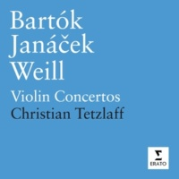 Christian Tetzlaff Concerto for violin and wind orchestra, Op. 12: I. Andante con moto