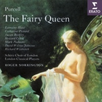 Lorraine Hunt/Richard Wistreich/London Classical Players/Sir Roger Norrington The Fairy Queen Z629, ACT 1: Song in Two Parts: Come let us leave the town (LH/RW)