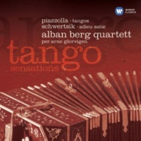 Alban Berg Quartett/Per Arne Glorvigen Tango Sensations: Fear