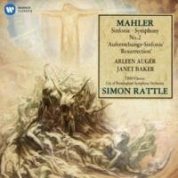 """Sir Simon Rattle Symphony No. 2 in C Minor, """"Resurrection"""": V. Wieder zurückaltend - Sehr langsam und gedehnt -"""