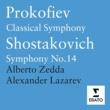 Makvala Kasrashvili/Mikhail Krutikov/Alexander Lazarev/Orchestre de Chambre de Lausanne Chamber Symphony Op. 110a: I. Largo