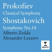 Mikhail Krutikov/Makvala Kasrashvili/Alexander Lazarev/Orchestre de Chambre de Lausanne Symphony No. 14 Op. 135: The Death of a Poet (R. M. Rilke trans T. Silman)