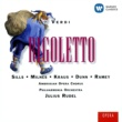 Beverly Sills/Alfredo Kraus/Sherrill Milnes/Philharmonia Orchestra/Julius Rudel Verdi Rigoletto